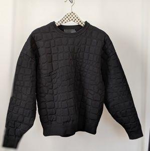 Alexander Wang Armor Sweater Jacket